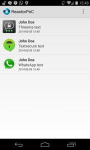 NotiReader App