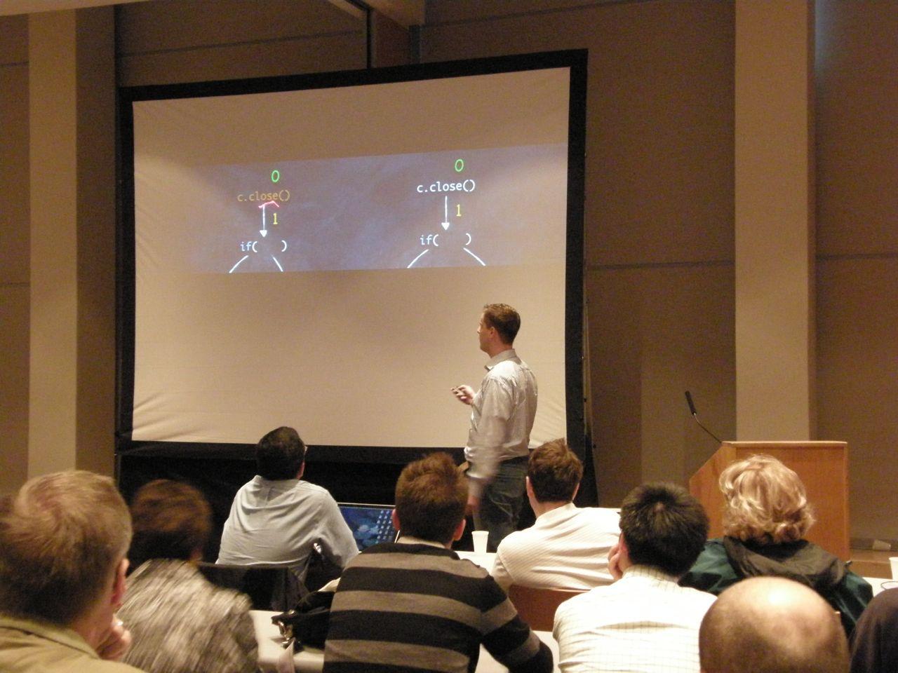 ICSE 2010 Presentation